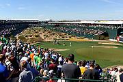 PGA Waste Management Phoenix Open 16th hole