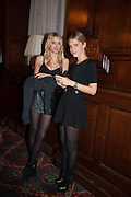 LILY DONALDSON; EUGENIE NIARCHOS, Opening of Morris Lewis: Cyprien Gaillard. From Wings to Fins, Sprüth Magers London Grafton St. London. Afterwards dinner at Simpson's-in-the-Strand hosted by Monika Spruth and Philomene Magers.