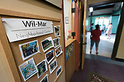 Interior of the Wil-Mar Neighborhood Center in Madison, Wisconsin, Thursday, May 23, 2019.