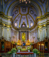 """High Privileged Altar - Church of Our Lady of the Assumption Positano""...<br />