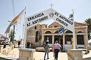 The Church of St. Antonios (St Antony) Limassol Old Town, Cyprus