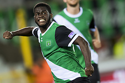 September 2, 2017 - Brugge, BELGIUM - Cercle's Jordy Gaspar celebrates after scoring during a soccer game between Cercle Brugge KSV and Lierse SK in Brugge, Saturday 02 September 2017, on day four of the division 1B Proximus League competition of the Belgian championship. BELGA PHOTO JASPER JACOBS (Credit Image: © Jasper Jacobs/Belga via ZUMA Press)