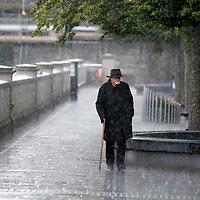 Torrential Rain in Perth