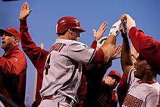 20110802 - Arizona Diamondbacks at San Francisco Giants (MLB Baseball)
