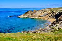 France, Morbihan (56), Presqu'île de Quiberon, la côte sauvage // France, Morbihan (56), Quiberon peninsula, the wild coast