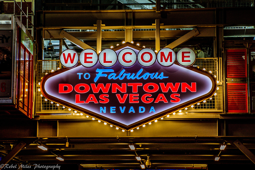 Iconic Las Vegas Marquee