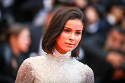 """Lena Meyer-Landrut attends the screening of """"Les Plus Belles Annees D'Une Vie"""" during the 72nd annual Cannes Film Festival on May 18, 2019 in Cannes, France Photo by Shootpix/ABACAPRESS.COM"""