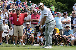 August 9, 2018 - Town And Country, Missouri, U.S - MATT BOBYNS from Lake Success New York, USA  gets ready to tee off on hole number 6 during round one of the 100th PGA Championship on Thursday, August 8, 2018, held at Bellerive Country Club in Town and Country, MO (Photo credit Richard Ulreich / ZUMA Press) (Credit Image: © Richard Ulreich via ZUMA Wire)
