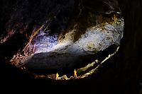 France, Pyrénées-Atlantiques (64), Pays Basque, vallée de la Haute Soule, grotte de la Verna, au coeur du gouffre de la Pierre Saint-Martin, 10ème plus grande grotte du monde et plus grande grotte d'Europe ouverte aux visiteurs, avec 255 mètres de long, 245 mètres de large et 194 mètres de haut // France, Pyrénées-Atlantiques (64), Basque Country, Haute Soule valley, Verna cave, in the heart of the Pierre Saint-Martin chasm, 10th largest cave in the world and largest cave in Europe open to visitors , with 255 meters long, 245 meters wide and 194 meters high