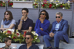 May 9, 2019 - Madrid, Spain - Manuel Santana  during day six of the Mutua Madrid Open at La Caja Magica on May 09, 2019 in Madrid, Spain  (Credit Image: © Oscar Gonzalez/NurPhoto via ZUMA Press)