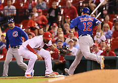 Chicago Cubs v St. Louis Cardinals - 28 Sept 2017