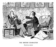 The British Character. Political Apathy.