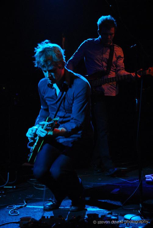 Brit Daniels of Spoon performs SXSW in Austin, Texas