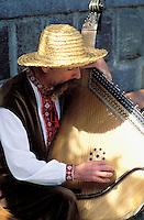 Local musician - Ukraine