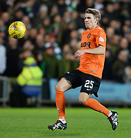 15/01/16 - LADBROKES PREMIERSHIP<br /> DUNDEE UNITED V CELTIC <br /> TANNADICE - DUNDEE <br /> Dundee Unt's Riku Riski makes his first home start for his side