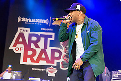 August 5, 2016 - Tinley Park, Illinois, U.S - ALBERT JOHNSON (PRODIGY) of Mobb Deep performs live at Hollywood Casino Amphitheater during the Art of Rap Festival in Tinley Park, Illinois (Credit Image: © Daniel DeSlover via ZUMA Wire)