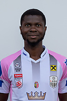 Download von www.picturedesk.com am 16.08.2019 (13:58). <br /> PASCHING, AUSTRIA - JULY 16: Yusuf Otubanjo of LASK during the team photo shooting - LASK at TGW Arena on July 16, 2019 in Pasching, Austria.190716_SEPA_19_008 - 20190716_PD12484