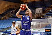 Bruno Fitipaldi<br /> Betaland Capo D'Orlando allenamento precampionato<br /> Lega Basket Serie A 2016/2017 <br /> Capo D'Orlando 02/09/2016<br /> Foto Ciamillo-Castoria