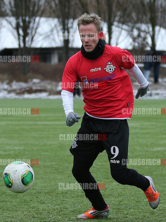 Daniel Udsen (FC Helsingør).