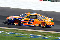 July 21, 2018 - Loudon, NH, U.S. - LOUDON, NH - JULY 21: Brad Keselowski, driver of the #2 Autotrader Ford during practice for the Monster Energy Cup Series Foxwoods Resort Casino 301 race on July, 21, 2018, at New Hampshire Motor Speedway in Loudon, NH. (Photo by Malcolm Hope/Icon Sportswire) (Credit Image: © Malcolm Hope/Icon SMI via ZUMA Press)