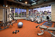 Exercise And Fitness Gym