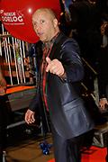 Premiere Patatje Oorlog tijdens de Opening van het Cinekid Festival in de Gashouder op het Westergasterrein in Amsterdam.<br /> <br /> Op de foto:  Ruben van der Meer