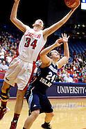 2012 - University of Dayton Women vs Rhode Island Basketball at UD Arena