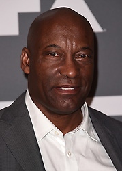 BEVERLY HILLS, CA - AUGUST 9:  John Singleton at the FX 2017 Television Critics Association Summer Tour Star Walk at The Beverly Hilton Hotel on Tuesday, August 9, 2017 in Beverly Hills, CA. (Photo by Scott Kirkland/Fox/PictureGroup) *** Please Use Credit from Credit Field ***