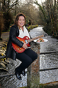 """FREE PHOTO: 25-3-2015: Tuesday, 24th March 2015:   Former dragon Norah Casey, pictured near the 'half moon' field in the Killarney House Demesne for the launch of the Killarney Festival of Music & Food which will take place over the weekend of June 27-28.<br /> Photo by Don MacMonagle<br /> <br /> repro free Killarney Festival of Musice & Food<br /> More info: Nicola@nicolawatkinspr.com<br /> <br /> Press release:, <br /> It was announced today that eight of Ireland's finest Michelin Star and celebrity chefs will be cooking up a storm in the Food & Wine Magazine Village hosted by Norah Casey, at the inaugural boutique festival at Killarney House Demesne on 27 & 28 June.<br /> Derry Clarke (L'Ecrivain, Dublin), Ross Lewis (Chapter One, Dublin) and JP McMahon (EatGalway Restaurant Group, which comprises Aniar, Cava Boedga, and Eat Gastropub), will join Clodagh McKenna (Clodagh's Kitchen, Dublin), Sunil Ghai  (Ananda Restaurant), Noel Enright (The Lake Hotel, Killarney); Paul Treyvaud (Treyvauds, Killarney); Catherine Fulvio (Ballyknocken House) in the Chef's Kitchen where they will show food lovers how to prepare delicious mouth-watering dishes using locally produced, seasonal ingredients from Kerry .<br /> The Killarney Festival Food Village will be an extensive showcase of wine and food not only for the region of Kerry but for Ireland as a whole.   It will feature well established restaurants from around Ireland, local artisan food producers including Ring of Kerry Lamb, Ballinskelligs Duck, Hulberts Fine Food, Lizzy's Little Kitchen, O'Brien's Farmhouse Cheese, Sasta Sausages, Killarney Toffee,  Valentia Island Dairy and Ballyhar Farm Produce including organic Kerry Rose Veal & Cow's Milk.<br /> The Food & Wine Village will also feature a Wine Bar, Craft Beer Lounge and Cocktail Bar.  A variety of food vendors offering cuisine from around the world will also be on site to cater for up to 20,000 festival goers over the weekend.<br /> Norah Casey said """"As a lover of """
