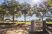 Apollo Park Downey California