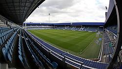 A general view of Queens Park Rangers' Loftus Road Stadium - Mandatory by-line: Joe Dent/JMP - 14/08/2018 - FOOTBALL - Loftus Road - London, England - Queens Park Rangers v Peterborough United - Carabao Cup