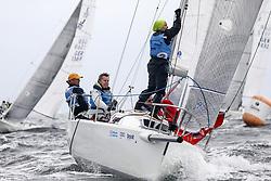 , Kiel - Kieler Woche 17. - 25.06.2017, J - 80 - GER 1424 - Ja Schatz - Ulf PLEßMANN - Altländer Yachtclub e. V퉨