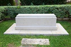Chiam Weizmann's Grave