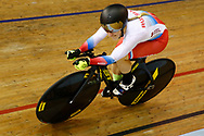 Women 500 mt Time Trial, Daria Shmeleva (Russian Federation), during the Track Cycling European Championships Glasgow 2018, at Sir Chris Hoy Velodrome, in Glasgow, Great Britain, Day 5, on August 6, 2018 - Photo luca Bettini / BettiniPhoto / ProSportsImages / DPPI<br /> - Restriction / Netherlands out, Belgium out, Spain out, Italy out -