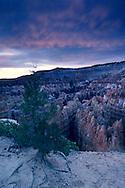 Sunrise over Bryce Canyon, Bryce Canyon National Park, UTAH