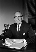 1969 - Mr. Ivor Desmond Summers, Managing Director, Liptons