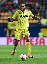 November 30, 2017 - Vila-Real, Castellon, Spain - Cedric Bakambu of Villarreal CF during the Copa del Rey, Round of 32, Second Leg match between Villarreal CF and SD Ponferradina at Estadio de la Ceramica on november 30, 2017 in Vila-real, Spain. (Credit Image: © Maria Jose Segovia/NurPhoto via ZUMA Press)