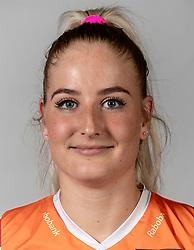 10-05-2018 NED: Team shoot Dutch volleyball team women, Arnhem<br /> Marrit Jasper #18 of Netherlands