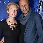 NLD/Amsterdam/20181003 - IMAX 3D vertoning Venom, July Janssen en Hugo Metsers