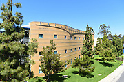 Music and Media Building on the Campus of the University of California Irvine