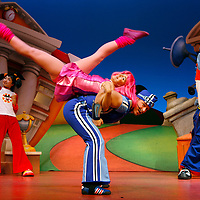 Lazytown Live 9th October 2007
