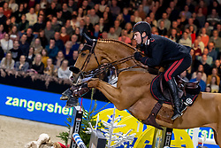Gaudiano Emanuele, ITA, Chalou<br /> Jumping Mechelen 2019<br /> © Hippo Foto - Dirk Caremans<br />  30/12/2019