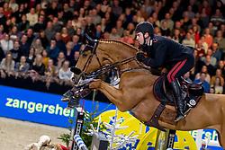 Gaudiano Emanuele, ITA, Chalou<br /> Jumping Mechelen 2019<br /> © Hippo Foto - Dirk Caremans<br />  30/12/2019