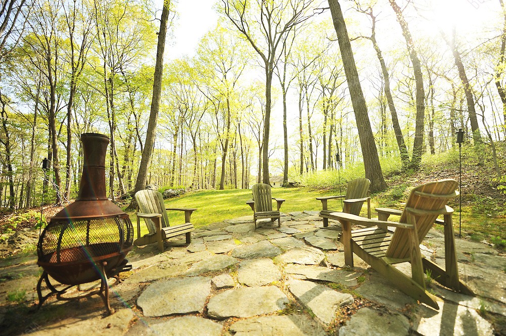 Carol Cook's Outdoor Fire pit