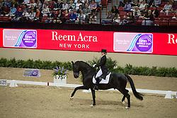 Barbancon Mestre Morgan, (ESP), Painted Black<br /> Reem Acra FEI World Cup™ Dressage Final<br /> Las Vegas 2015<br />  © Hippo Foto - Dirk Caremans<br /> 16/04/15