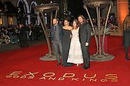 Exodus: Gods and Kings - World Film Premiere