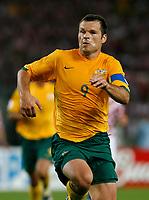 Photo: Glyn Thomas.<br />Croatia v Australia. Group F, FIFA World Cup 2006. 22/06/2006.<br /> Australia's Mark Viduka.
