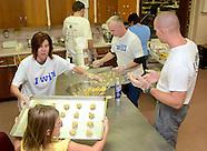 Veterans: Americorps Cookies Akron 2011