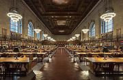 New York Public Library, New York City