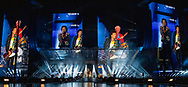 Rolling Stones perform at the Hard Rock Stadium in Miami Gardens on Friday, August 30, 2019